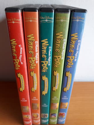 PELICULAS DVD WINNIE THE POOH