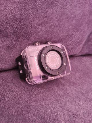 Micro cámara,con pantalla lcd táctil de 2 pulgadas