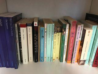 Colección libros en Inglés