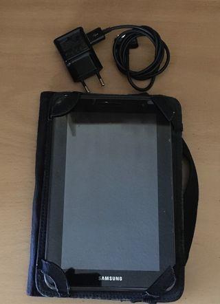 Samsung Galaxy Tab 2 7.0 (2012) funda+SD128mg
