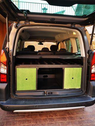 Mueble Camper Partner - Rifter - Berlingo