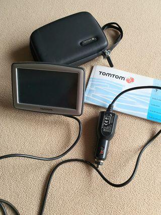 Navegador, GPS Tom Tom XL
