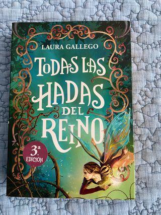 Todas las Hadas del Reino (Laura Gallego)
