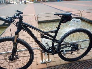 Specialized camber FSR 29 doble