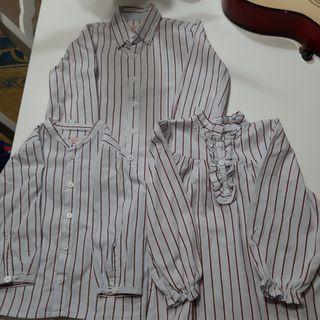 Camisas GOCCO. Varias tallas. En perfecto estado