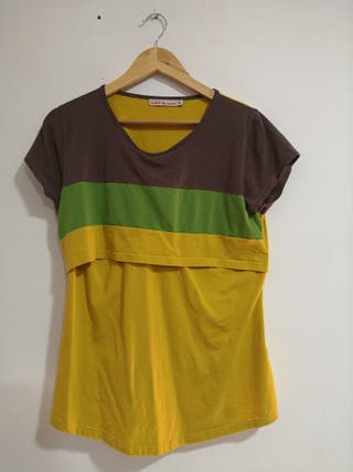 Camiseta lactancia XL de Árbol de Amor
