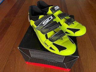 Zapatillas Sidi pedales automáticos