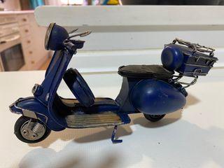 Moto Vespa vintage