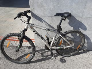 BTT treck 3700 Aluminio. rueda 26'.