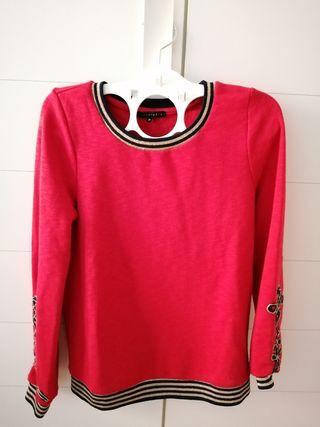Jersey rojo Tintoretto talla 38
