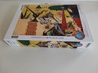 Puzzle de 1000 piezas Miró