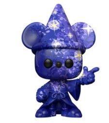 Figura Disney Fantasía Mickey Artists