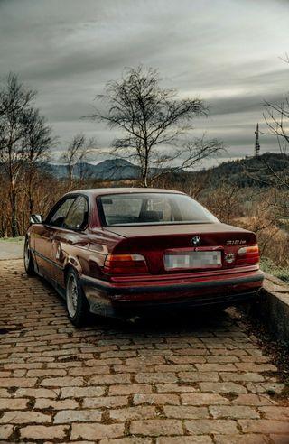 BMW E36 318is coupé 1992