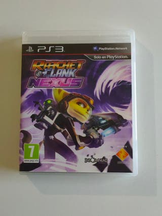 RATCHET AND CLANK : NEXUS PS3