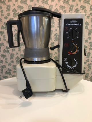 Thermomix antigua Vaso roto. Negociabe. No envío