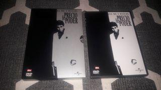 El Precio del Poder DVD