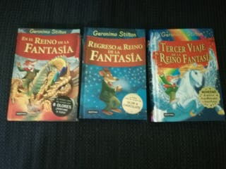 lote geronimo stilton