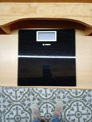 báscula electrónica de baño Bosch