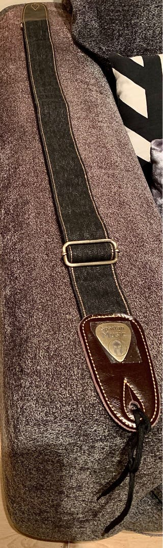 Brand new guitar strap