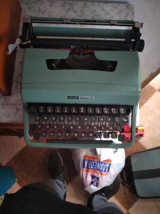 maquina escribir olivetti lettera 32