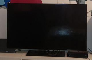 Tv television Samsung pantalla plana UE46ES5500W.
