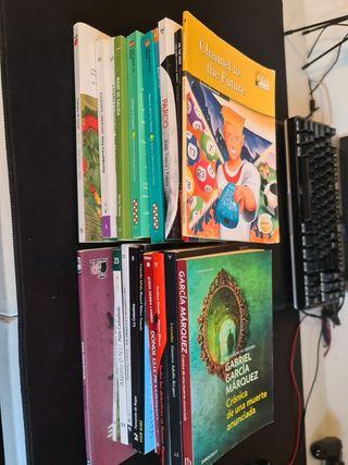 vendo libros precio por md