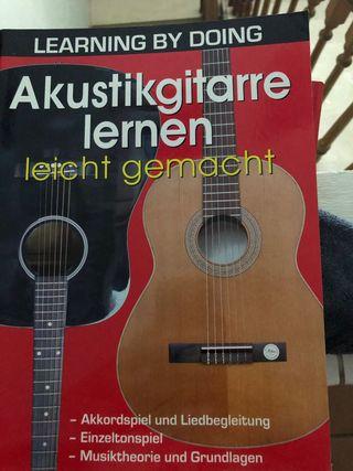 Akustikguitarre lernen
