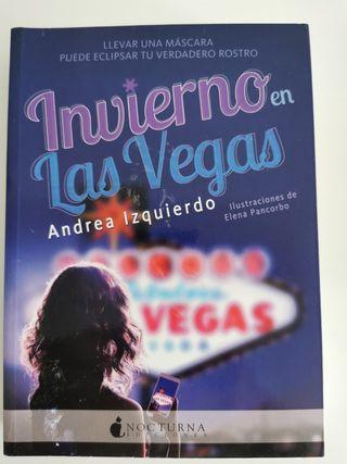 invierno en las Vegas libro juvenil