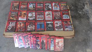COLECCIÓN DE 30 DVD