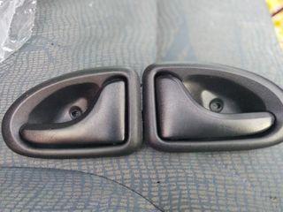 manillas de puerta de renault trafic
