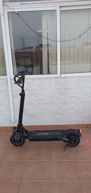 patinete eléctrico janobike 2000w