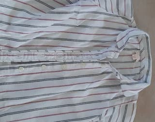 Camisa GOCCO. 9-12 meses
