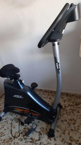 BICICLETA ESTÁTICA BH FITNESS ZTX EMS