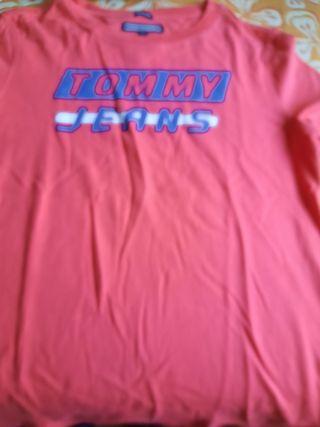 Camiseta Tommy y Hacket