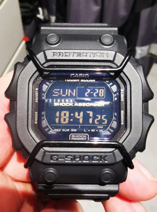 Casio G shock Gx-56gb