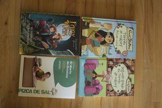 Libros de literatura juvenil
