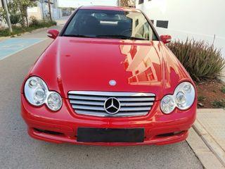 Mercedes c220 cdi sport coupe 143 cv buen estado