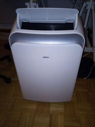 Aire acondicionado portátil Daitsu 2000 frigorias
