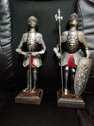 Caballeros/armaduras siglo XV