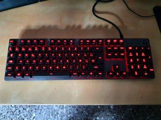 Teclado Mecánico Gaming Logitech G413