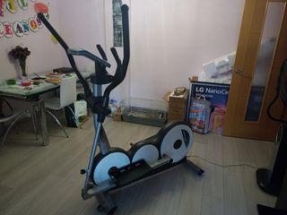 Bicicleta Elíptica BH Atlantic
