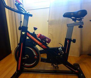 Bicicleta estática Songmics