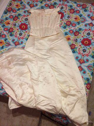 Vestido de novia LA SPOSA