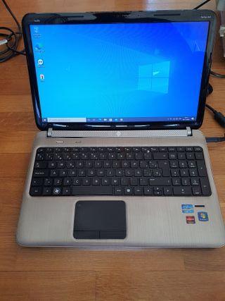 Portatil HP Pavilion DV6 Core i7 + SSD