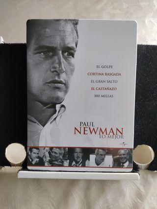 Paul Newman lo mejor. 5 Películas. DVD.