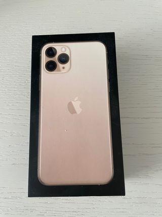 IPhone 11 Pro 64 gb. En Color oro o gris