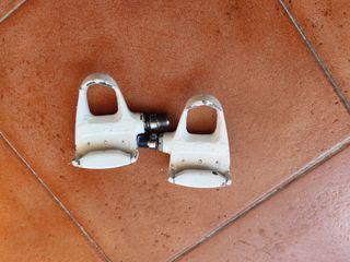 Pedales automáticos SPD Shimano