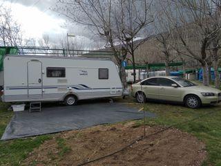 Caravana Wilk S3 490 KM