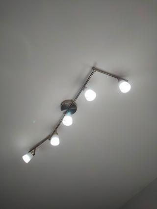 Focos Ikea de techo