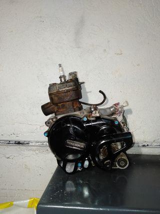 motor Gilera hak